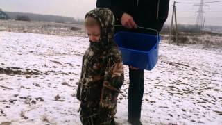 костюм на мембране, детский, камуфляжный, непромокаемый, дышащий, неубиваемый.(Костюм Российского производства, для активного отдыха, от -5 до 10 градусов, при низкой температуре, нужна..., 2015-04-23T09:30:16.000Z)