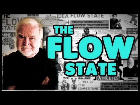 3 IDEAS TO ATTAIN FLOW (with more FREQUENCY)     Mihaly Csikszentmihalyi