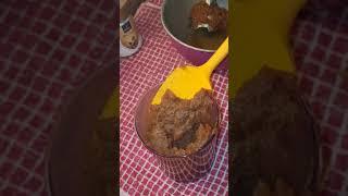 الزلابيه ومديدة البلح (طبق سوداني)
