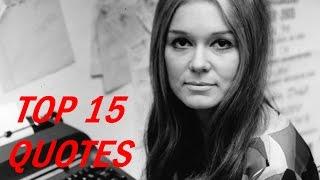 Gloria Steinem Quotes - 15 Popular Quotes