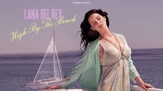 [ Vietsub/Lyrics ] Lana Del Rey - High By The Beach