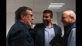 AECOP, Presentación Libro Ezequiel Marti ¿Cuándo Perdi Las LLaves? -Barcelona 24 Octubre 2019-