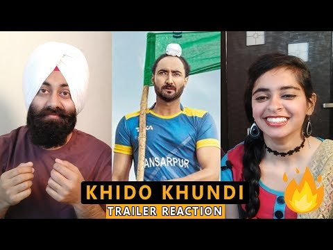 Khido Khundi Official Trailer Reaction & Review | PunjabiReel TV