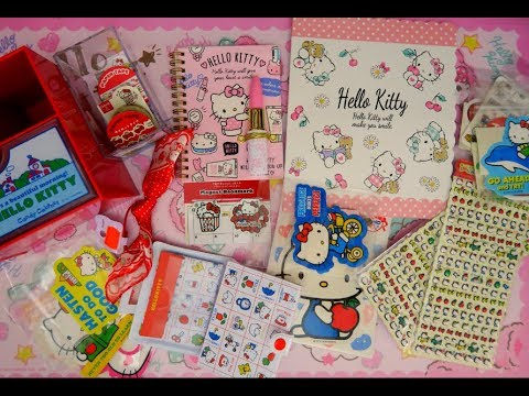 498bb1d83 July 2018 Hello Kitty Outlet Store Haul!! (#2) - YouTube