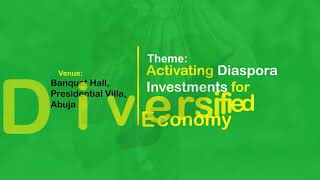 NDIS -  Activating Diaspora Investment for a Diversified Economy