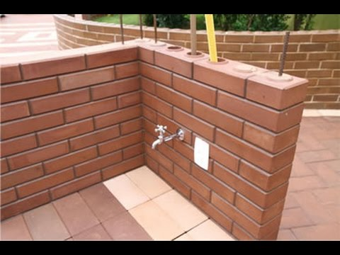 Ponedora de bloques de concreto vs maquina para ladrillos for Construccion de chimeneas de ladrillo