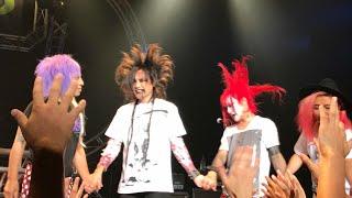 2017/8/5 かまいたち最終公演 THE END @赤坂BLITZ SE フェノミナ 199Q ...
