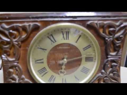 Настольные часы ВЕСНА НЧ 71 СССР