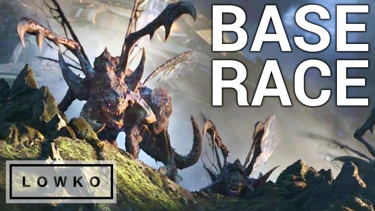 StarCraft 2: ZERGLING Base Race!