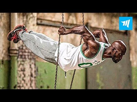 Greatest Street Workout Motivation - Hannibal For King | Muscle Madness