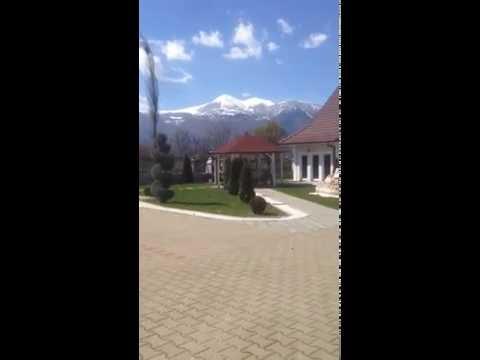 Das Haus in Kosovo