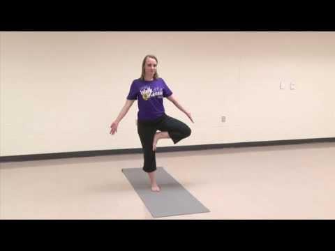 Walk Kansas Training:  More Yoga Poses
