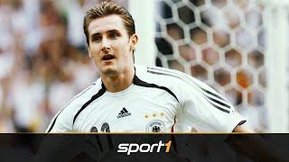 Der Spätzünder: Wie gut war eigentlich Miroslav Klose? | SPORT1