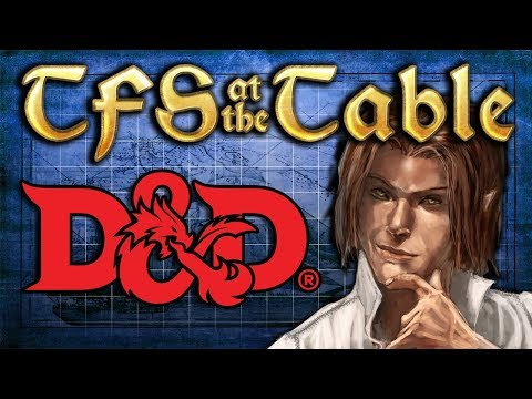 TFS At the Table: Chapter 1 Episode 3: Off to Black Street | Dungeons and Dragons | TeamFourStar