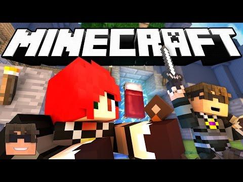 Minecraft BED WARS! | BACK WITH A VENGEANCE! (Minecraft Bed Wars Minigame) - Видео из Майнкрафт (Minecraft)