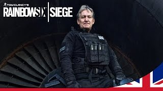 Rainbow Six Siege - SAS training with Chris Ryan [UK]