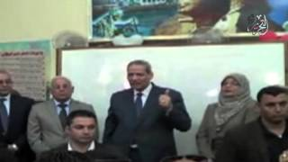 بالفيديو.. الهلالي يتفقد سير العملية التعليمية بمدارس بورسعيد يوم عطلة رسمية