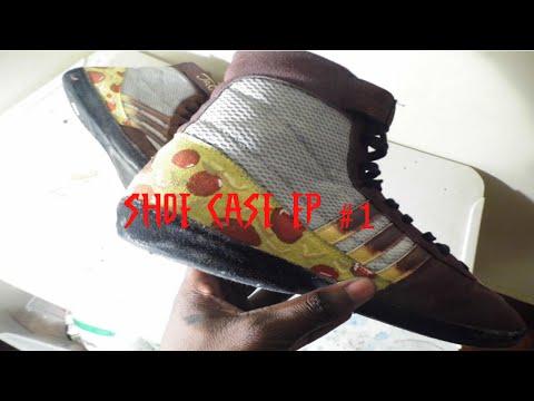 How Do You Customize Nike Inflict Wrestling Shoes