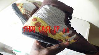 Custom Wrestling Shoes?! (Shoe Case