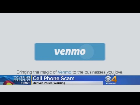 Cell Phone Scam Involves Bank Account Hacking - YouTube