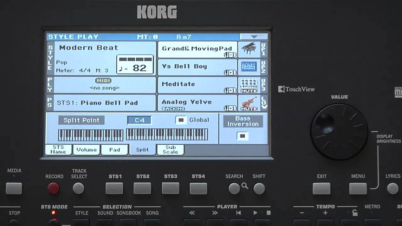 Download Korg Pa600 Video Manual -- Part 3: Styles