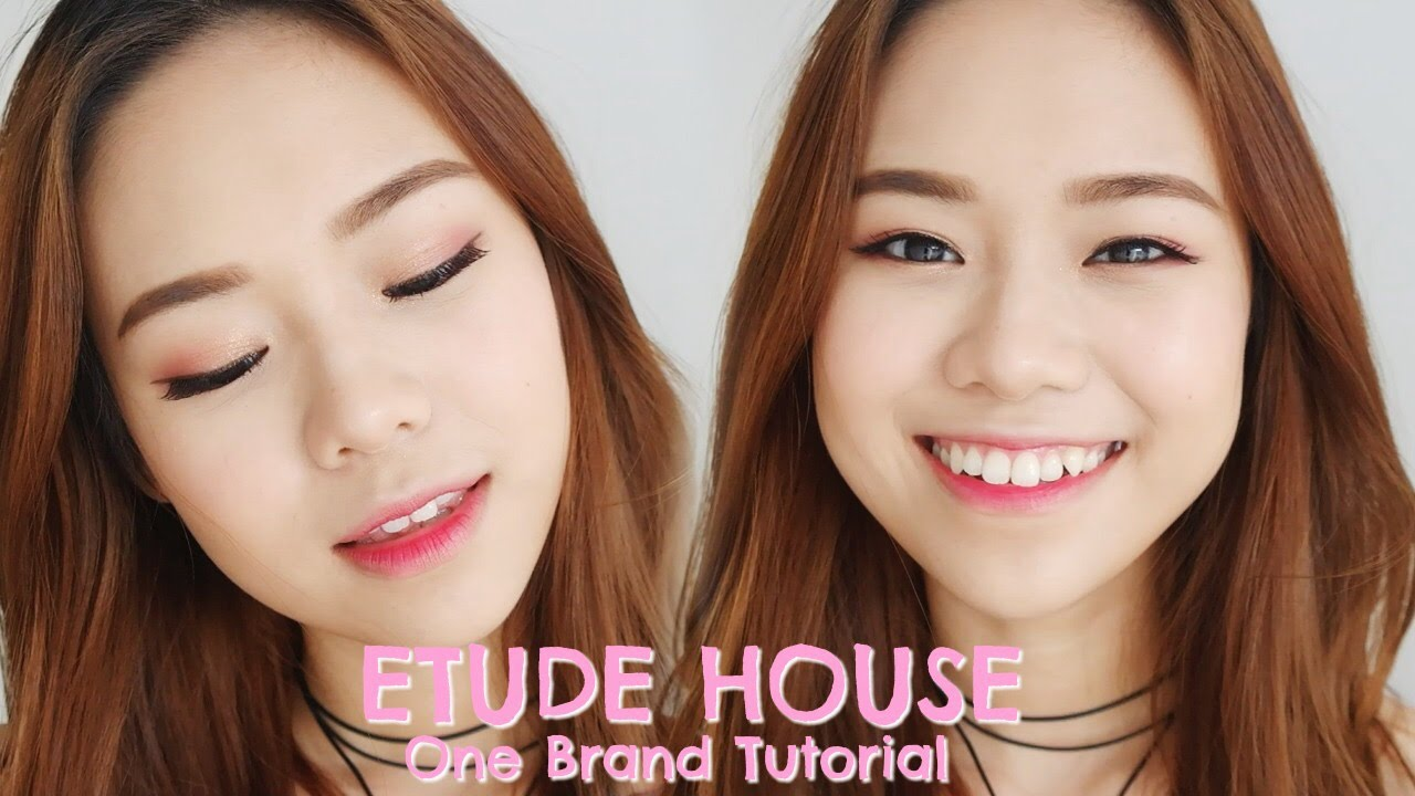 Etude house one brand makeup tutorial review indo sub molita etude house one brand makeup tutorial review indo sub molita lin baditri Image collections