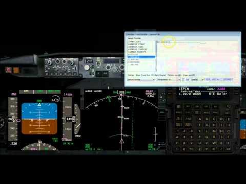 MCP 23 LNAV Flight Demo Part 2 of 2