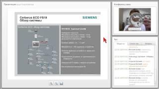 Адресная система пожарной сигнализации Cerberus ECO – обзор