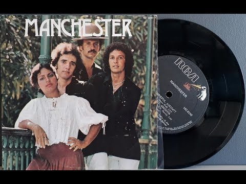 Manchester - My Dear / Surprise - (Compacto Completo - 1980) - Baú Musical