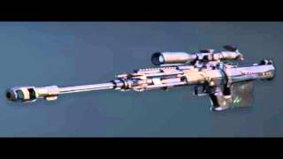 Call of Duty: AW Lynx Sniper Rifle SOUND EFFECT