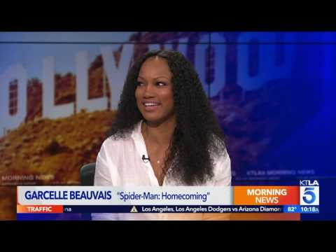 "Garcelle Beauvais On Her Secret Role In ""SpiderMan"""