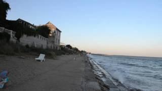 Феодосия Посёлок Приморский пляж (Крым август 2015)(Этот ролик обработан в Видеоредакторе YouTube (http://www.youtube.com/editor), 2016-04-23T21:37:52.000Z)