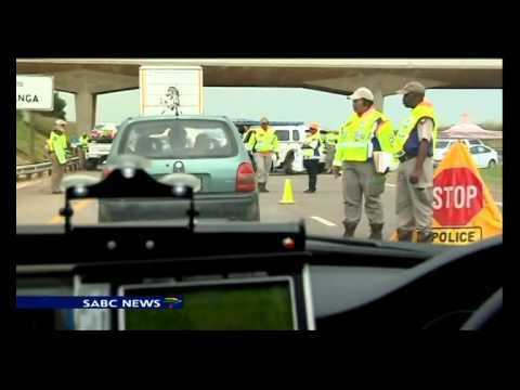 Tshwane Metro Police out to catch traffic violaters