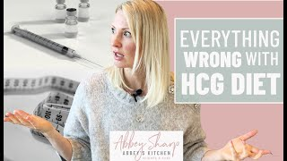 The HCG Diet for FAST Weight Loss? WTF?!? | Dietitian Reviews Dangerous Fad Diet