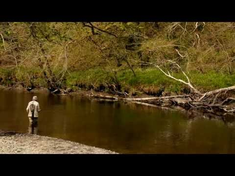 Fly Fishing Spiders With A 10ft 4wt Carbon Rod