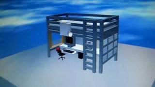 Roblox Steel Bed