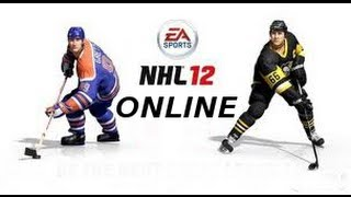 NHL 12 (PS3) Online Gameplay