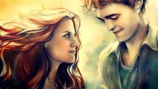Эдвард и Белла макияж/ Edward and Bella Make up Transformation