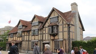 A Visit to Shakespeare s Birthplace in Stratford-upon-Avon