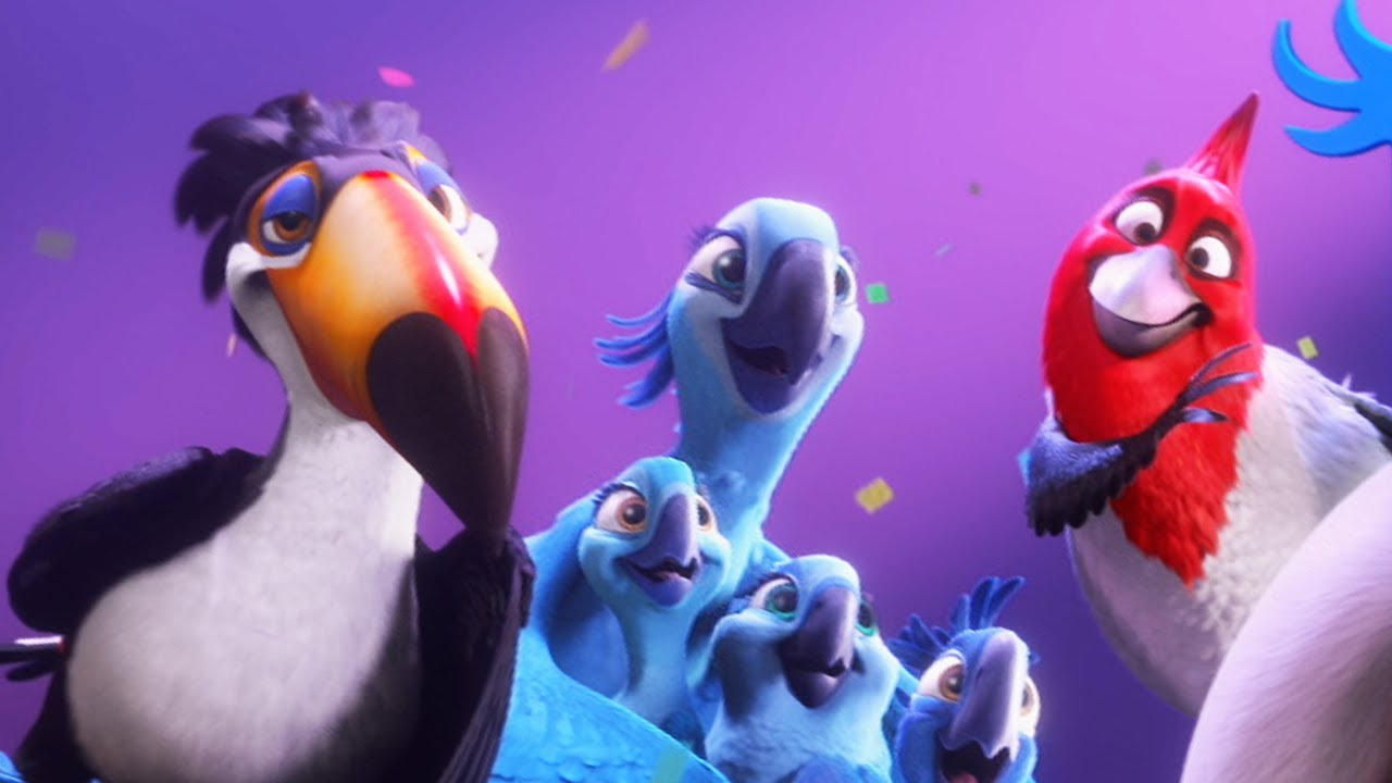Rio 2 trailer 2 2014 movie official hd youtube voltagebd Images
