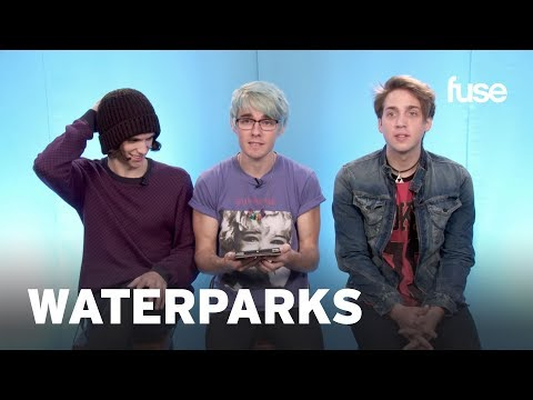Waterparks Take Fuse's Which Classic Pop-Punk Band Are You? Quiz