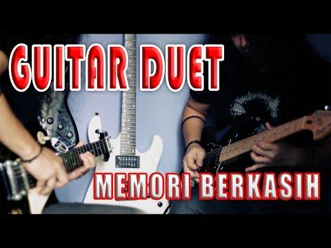 (Guitar Duet) Memori Berkasih - Guitarist Malaya