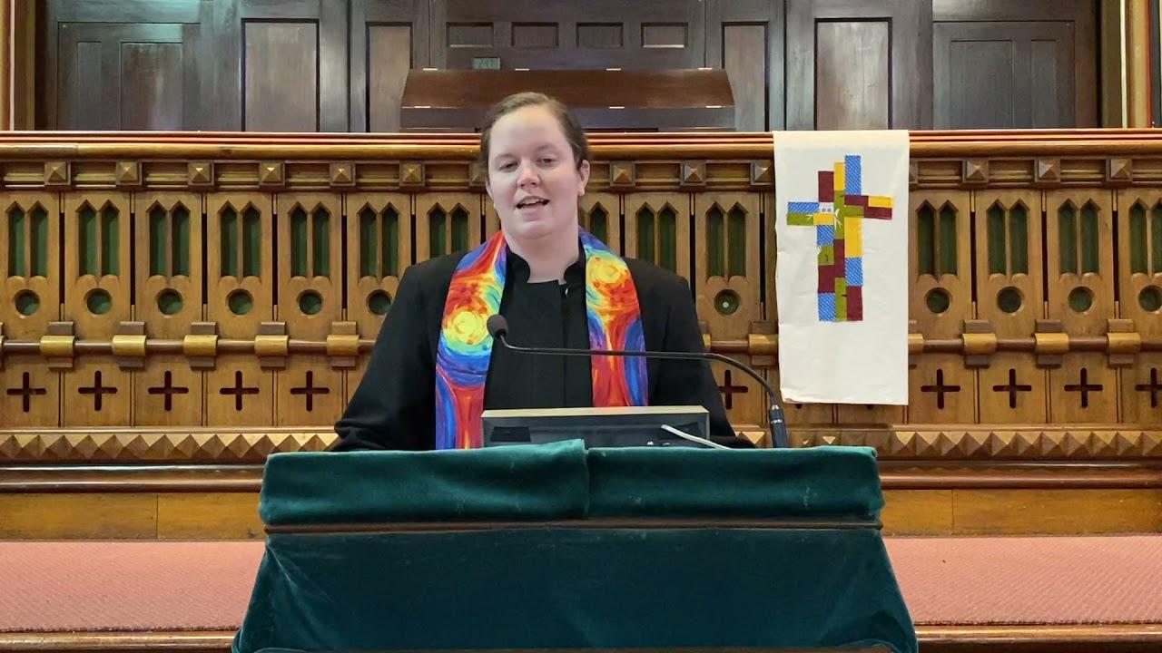 Godly Play | First Parish Sermon May 2, 2021
