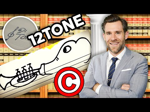 LegalEagle Answers 12tone's Questions About Copyright - Real Law Review