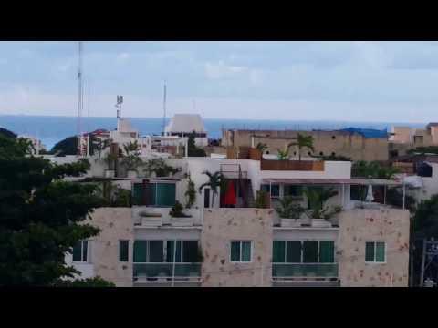 Downtown Playa del Carmen apartment for rent
