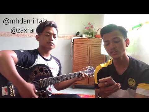 Cinta bukan milik kita-khai bahar feat Harick Azha cover by AmirFaiz feat HaziqZahran
