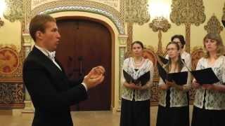 Молитва из оперы Хованщина-Камерный хор Патриаршего центра духовного развития