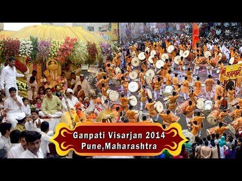 Pune, Maharashtra(08-09-2014) | Ganesh...