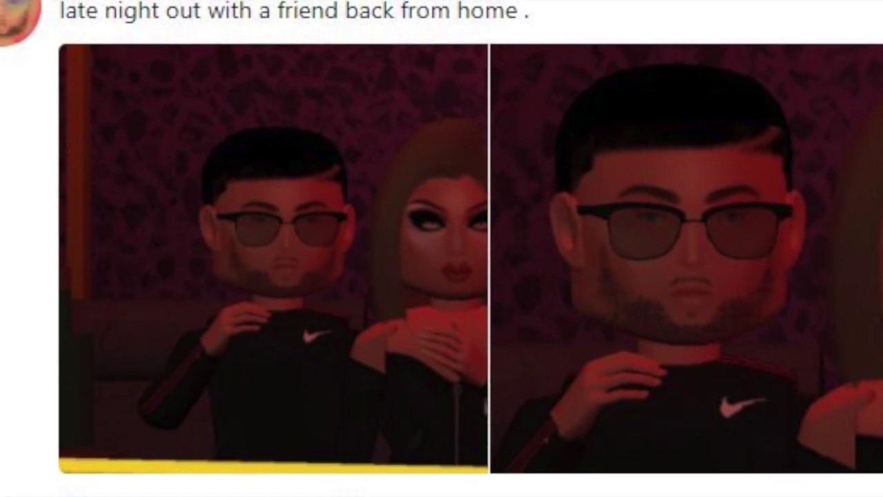 uncanny valley roblox twitter - 579×343