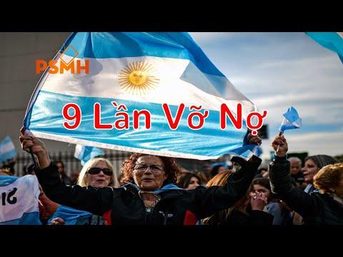 Argentina - Quốc Gia Hóa Nghèo Thành Công